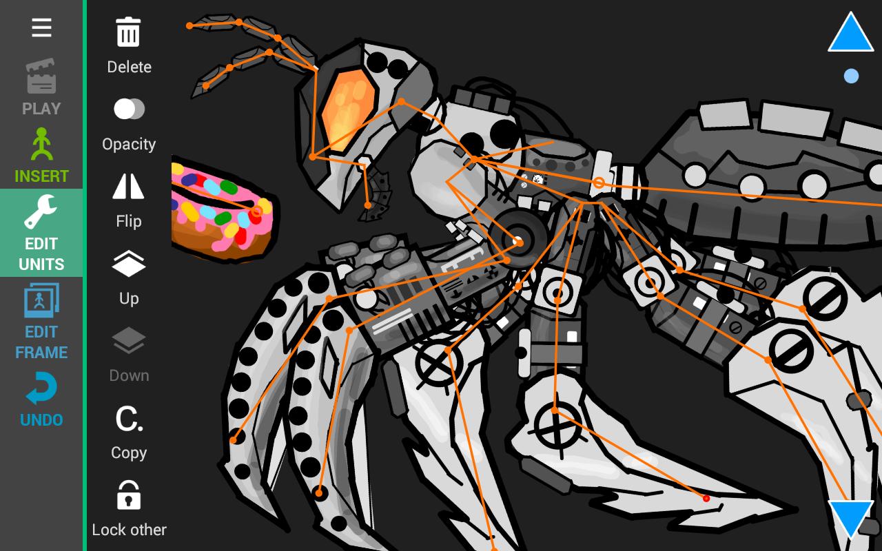 Criando Desenhos Animados screenshot 2
