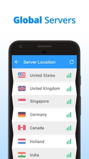 VPN Robot -Free Unlimited VPN Proxy &WiFi Security screenshot 3