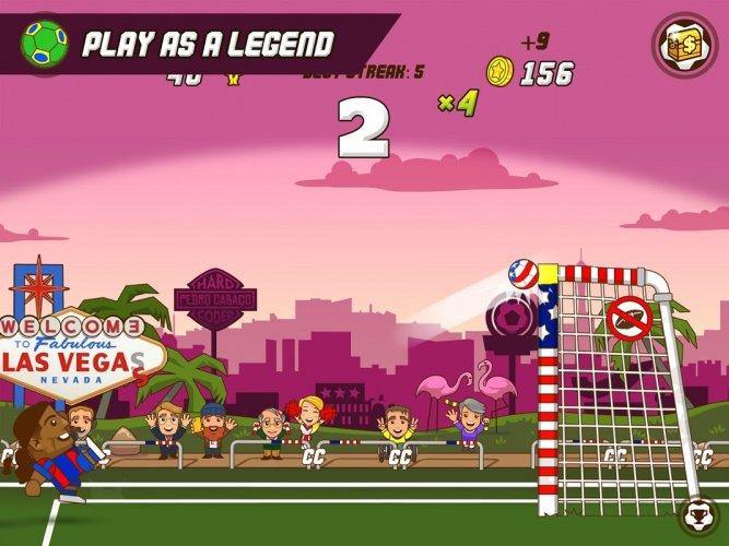 Super Crossbar Challenge screenshot 11