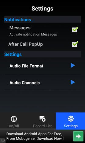 Call Recorder for Skype, Viber 12 8 Download APK for Android
