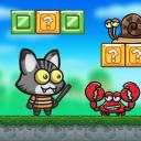 Naughty Cat Adventure - Funny Cute Cat Game