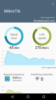 Wi-Fi Heatmap screenshot 3
