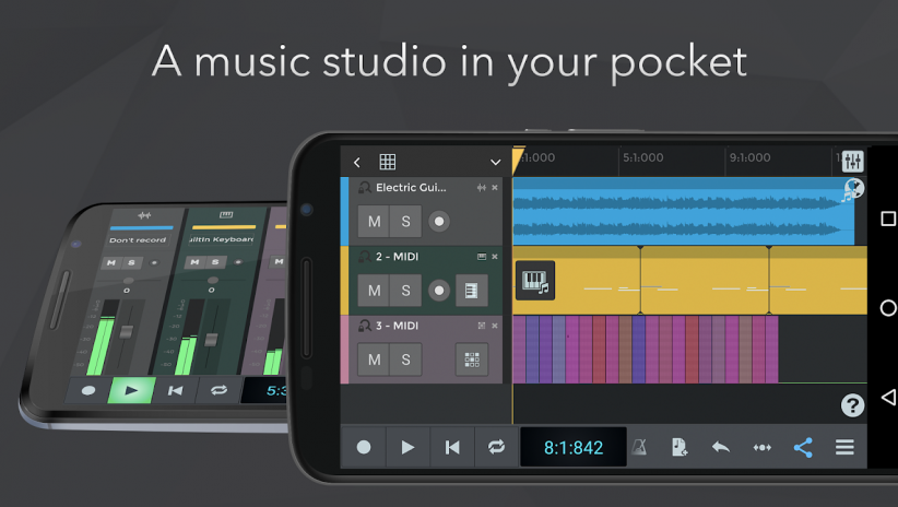 n-Track Studio Music DAW 9 0 4 Download APK for Android