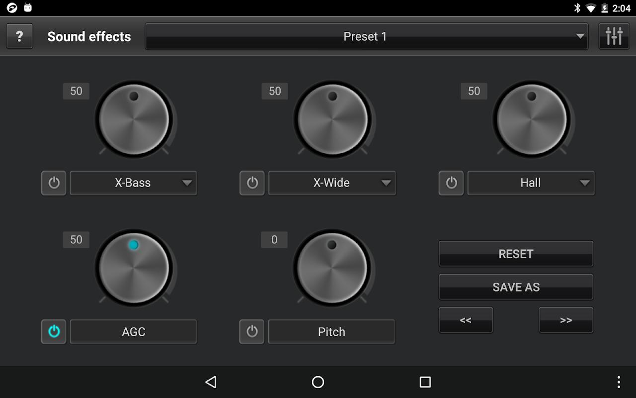 HACK jetAudio HD Music Player Plus 9.4.0