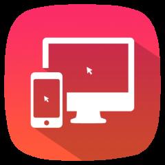 Картинки по запросу компьютер иконка красная