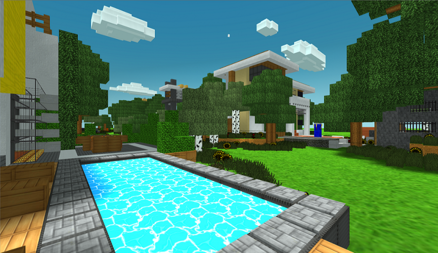 Amazing Minecraft House Ideas 186 Download Android Apk Aptoide