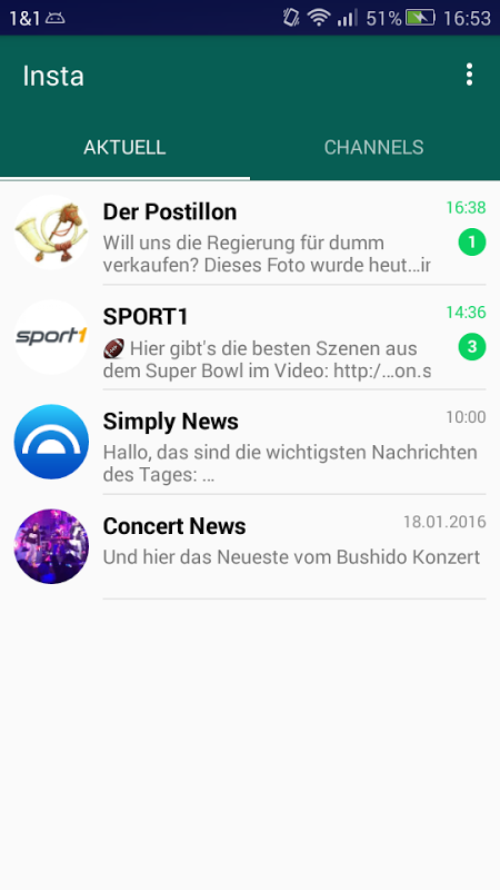 Insta screenshot 2