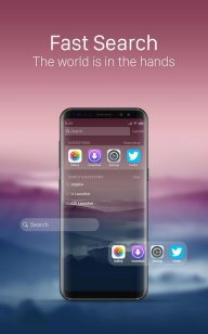 X Launcher for IOS 11: Stylish Theme for Phone X screenshot 5