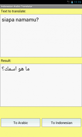 Indonesian arabic translator 5 2 Download APK for Android