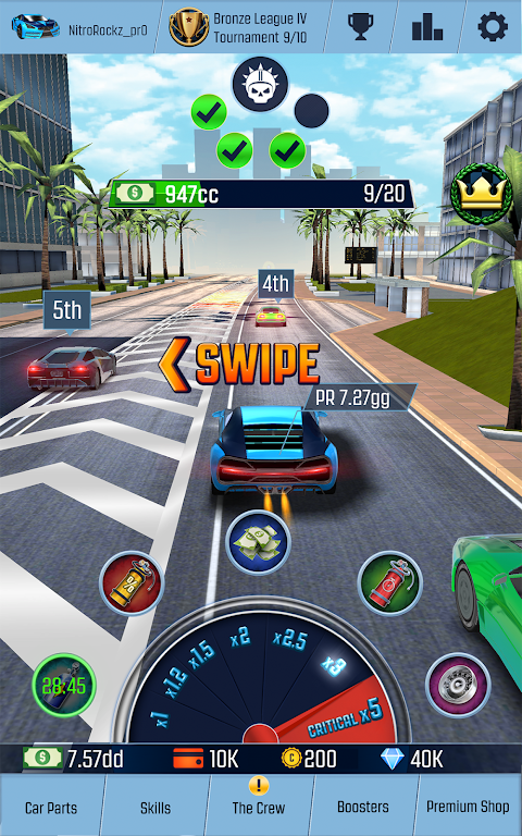 Idle Racing GO: Car Clicker & Driving Simulator screenshot 13