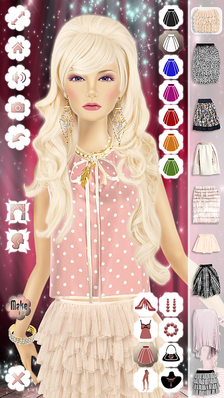 Makeup & Dressing for Barbie screenshot 1