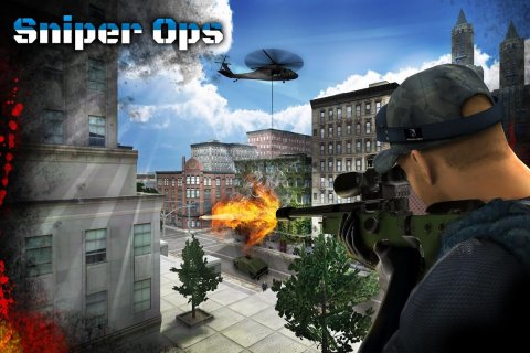 Sniper Ops 3D - Shooting Game screenshot 10