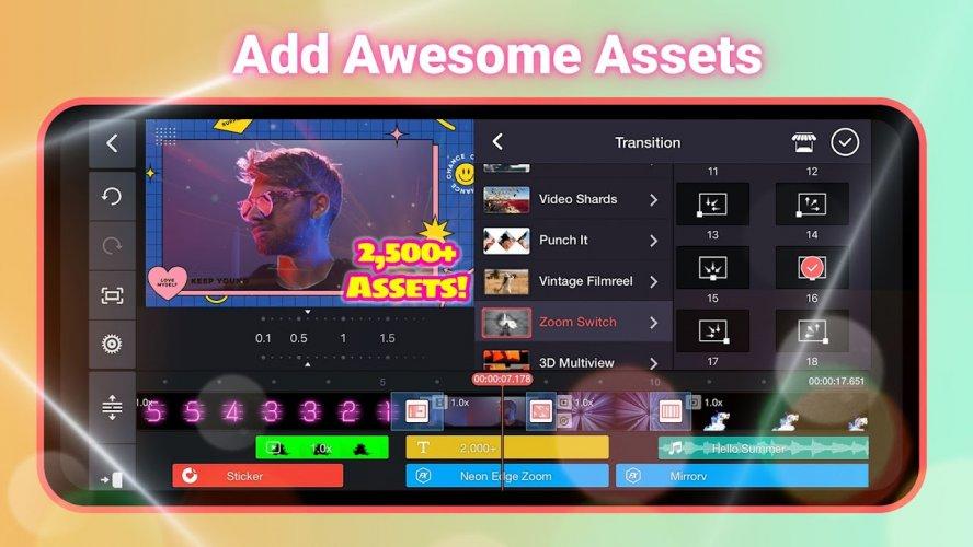 KineMaster – Editor Video Pro screenshot 6