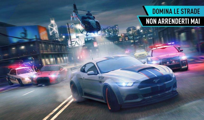 Need for Speed: NL Da Corsa screenshot 2