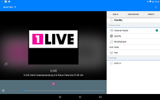 MEDION LifeStream 2 Screen