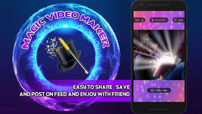 Magic Reverse Video Maker & Video Effect Editor 1 0 1