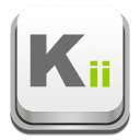 Kii Keyboard + Emoji