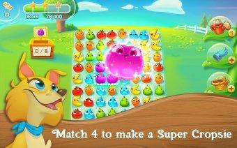 Farm Heroes Super Saga Match 3 Screenshot
