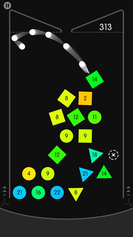 Physics Balls screenshot 2