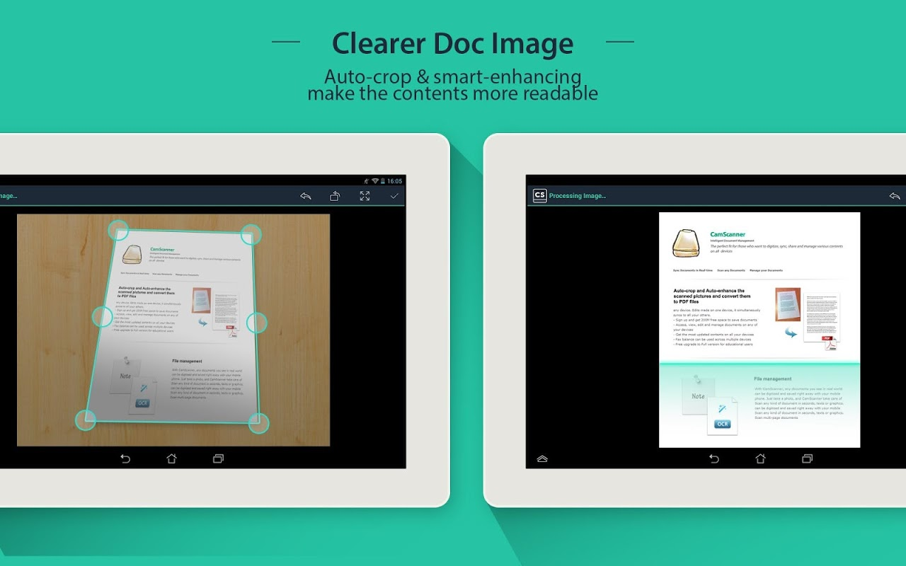 CamScanner -Phone PDF Creator screenshot 2