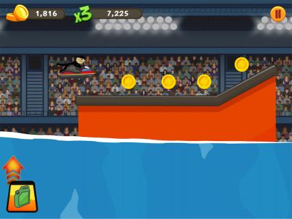 Stickman Surfer screenshot 7