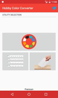 Hobby Color Converter screenshot 1