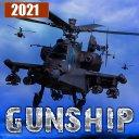 🚁 Gunship Helicopter Strike 🚁 3D Battle Chaos