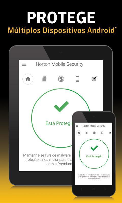 Norton Security & Antivirus screenshot 1