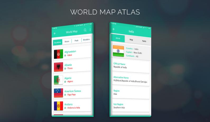 Offline world map 18 download apk for android aptoide offline world map screenshot 9 gumiabroncs Images