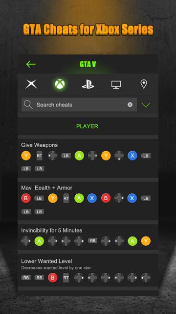 Gta San Andreas Cheats Codes Xbox 360 Apps