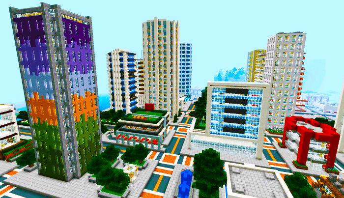 City maps for minecraft 2.0.2 Download APK for Android - Aptoide