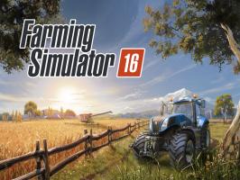 Farming Simulator 16 Screen