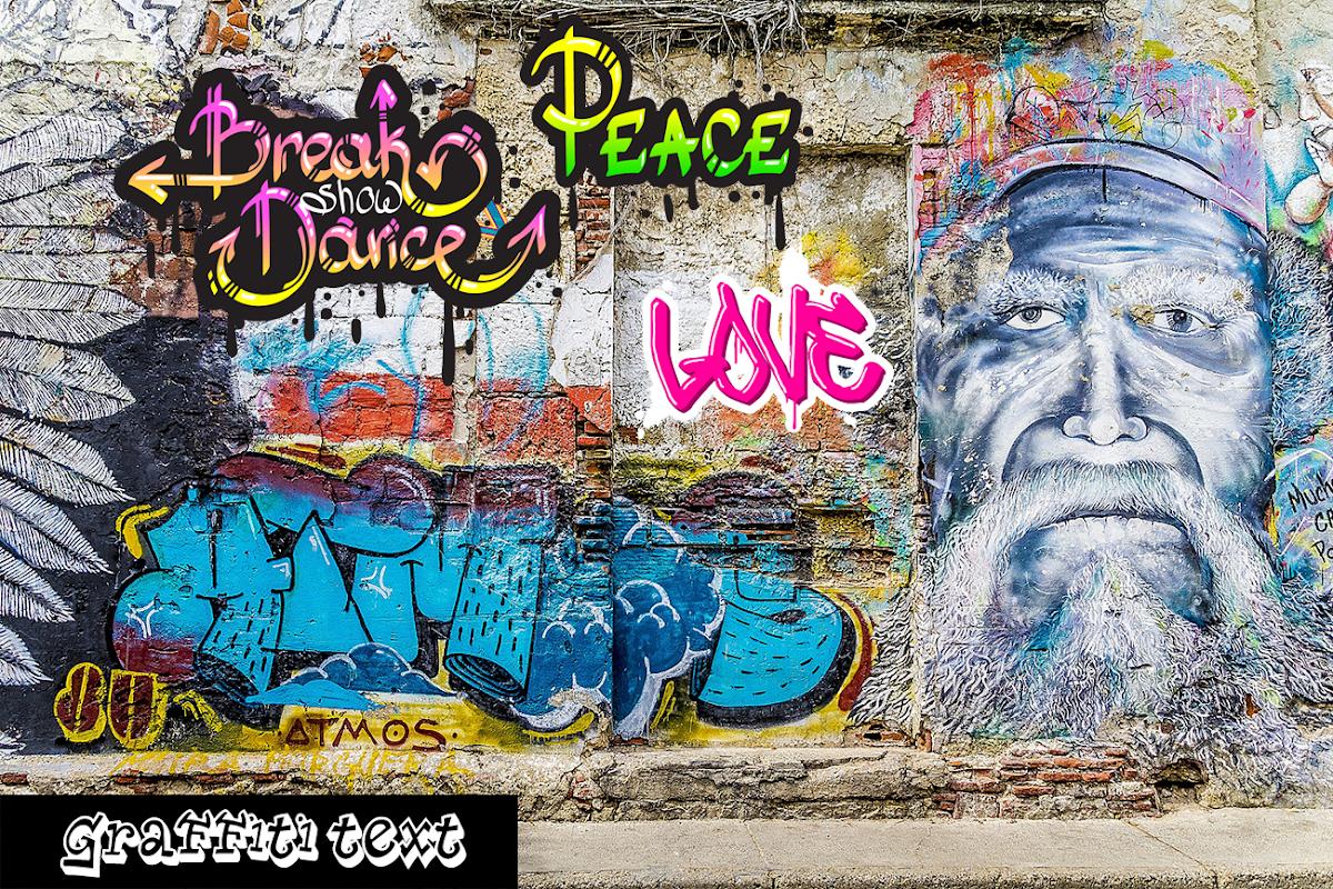 Graffiti creator screenshot 1