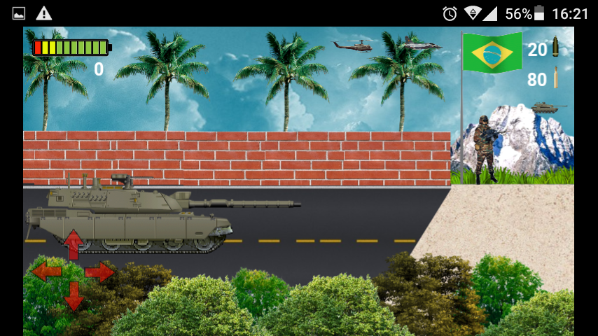 EE-T3 Osório screenshot 2