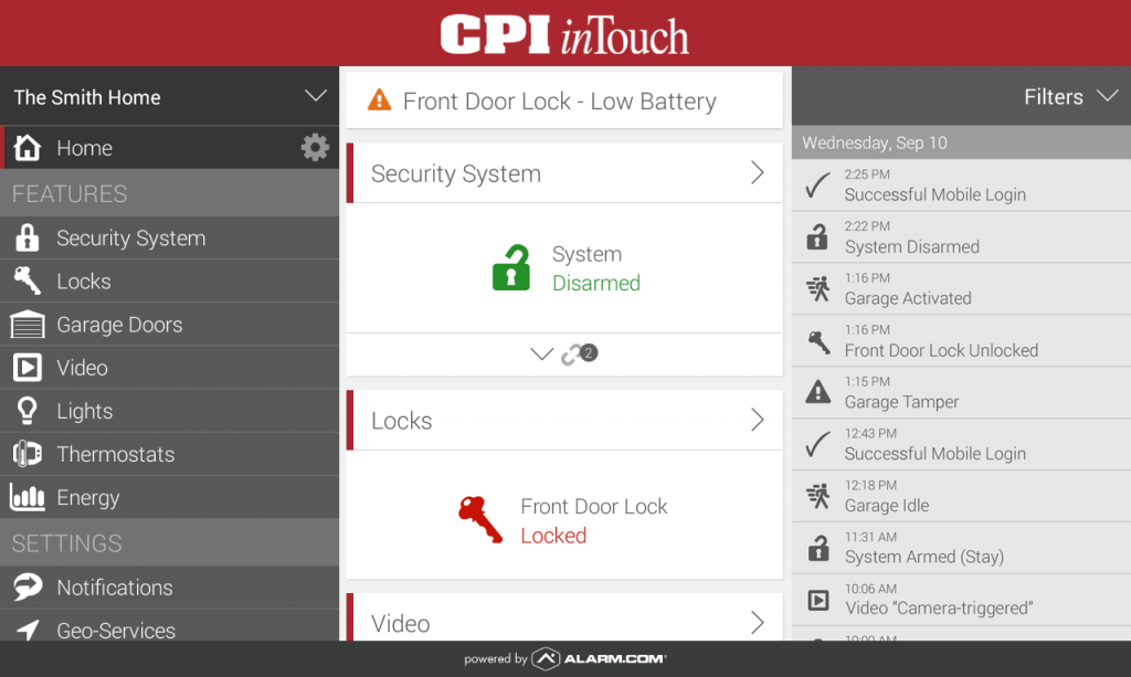 Cpi security download apk for android aptoide for Cpi security intouch