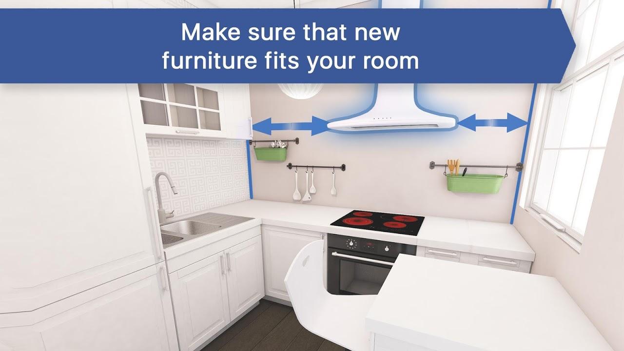 ... 3d Kitchen Design For Ikea Room Interior Planner Screenshot 2 ...