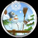 Christmas Live Wallpaper and Tamagotchi Pet