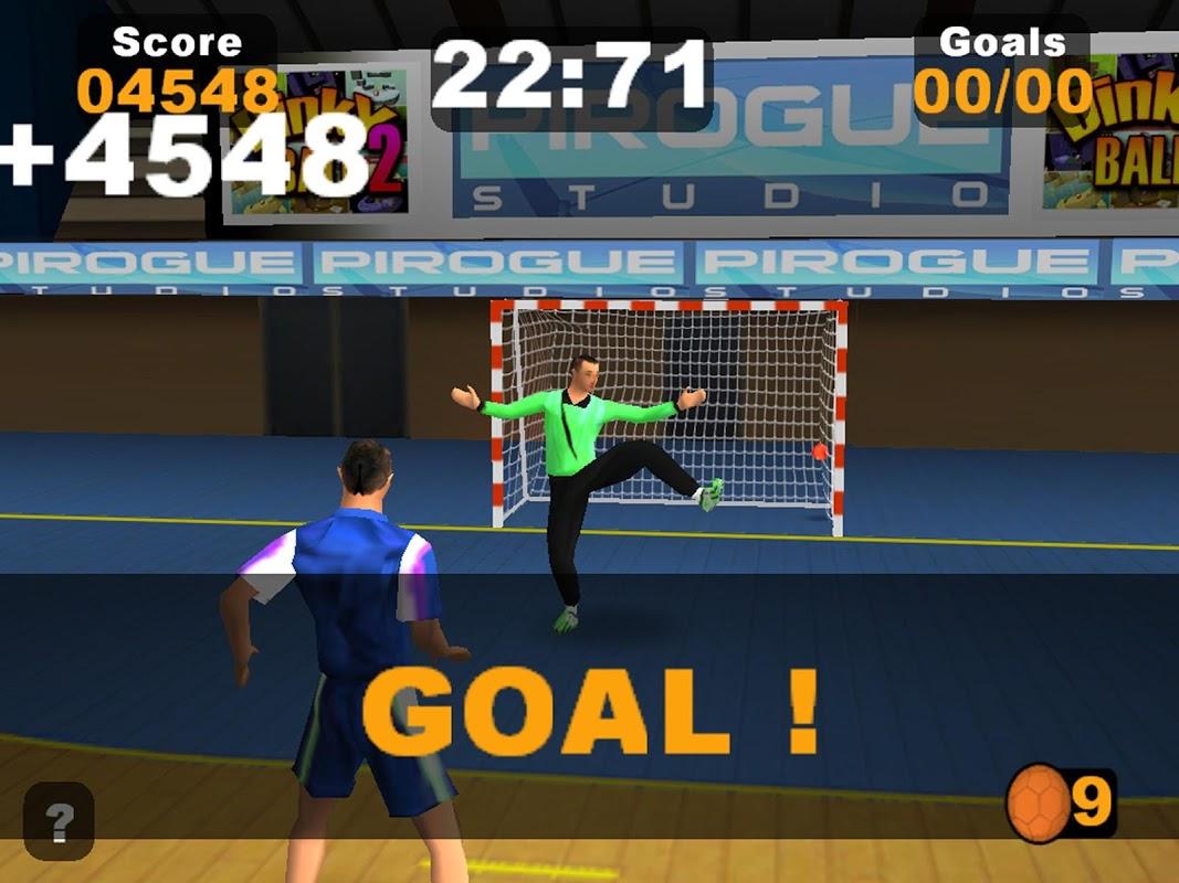 Handball 7m Contest screenshot 2