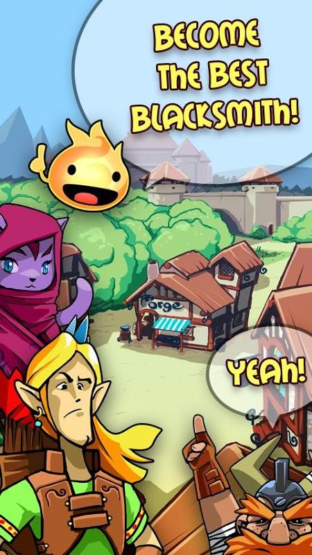 Quebra-cabeça Forge screenshot 1