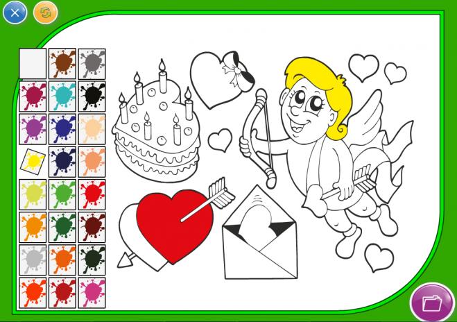 çocuk Boyama Oyunu 700 Android Aptoide Için Apk Indir