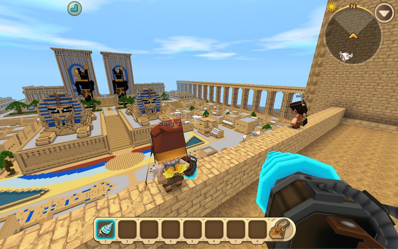Mini World: Block Art screenshot 2