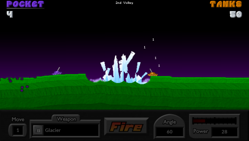 Pocket Tanks screenshot 7