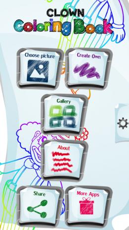 Libro Para Colorear Payaso 14 Descargar Apk Para Android Aptoide