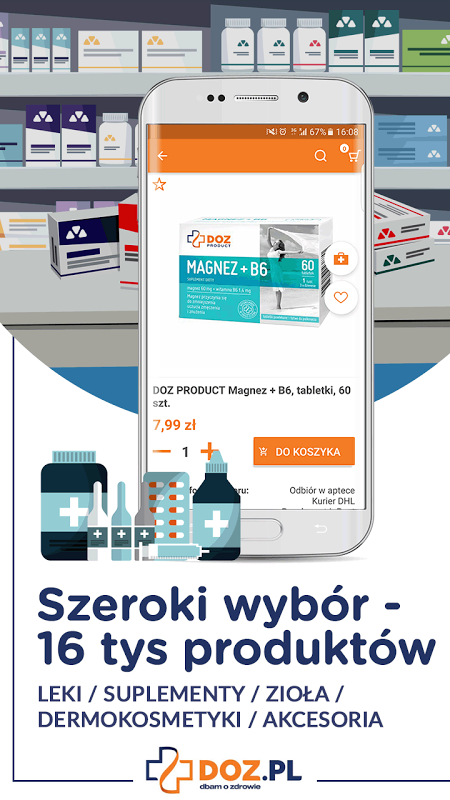 Doz.pl screenshot 1