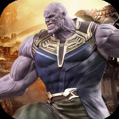 real future superhero fight thanos battle mania 3d 1 0 download apk
