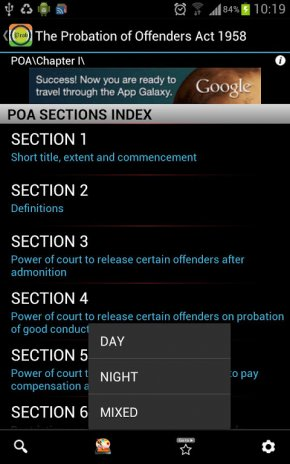 probation of offenders act 1958