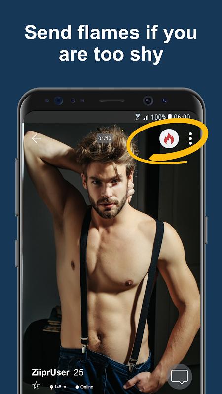 Comment télécharger et installer Chat gay & rencontre - Ziipr pour PC et Mac ?