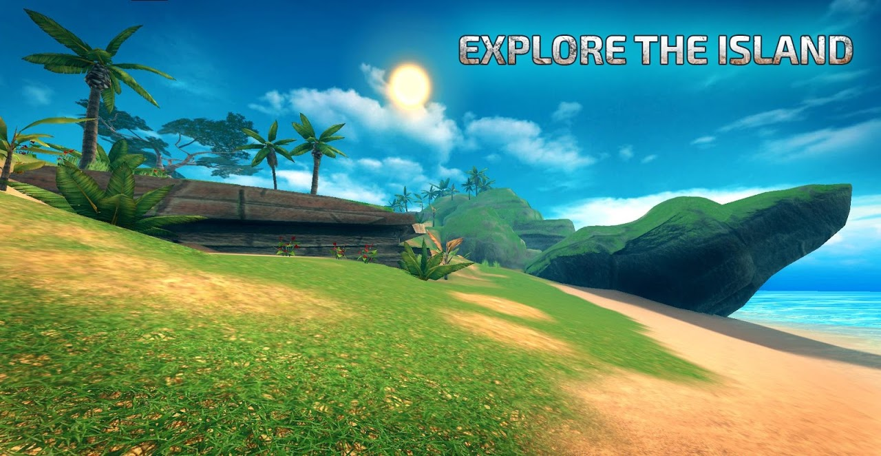 ARK Survival Island Evolve 3d screenshot 2