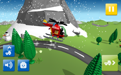 LEGO® Juniors Create & Cruise screenshot 1