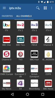 IPTV screenshot 10
